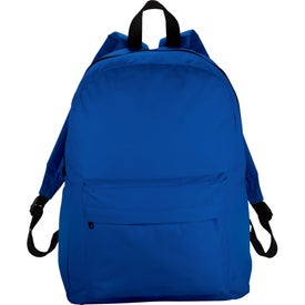 The Breckenridge Classic Backpack with Your Slogan