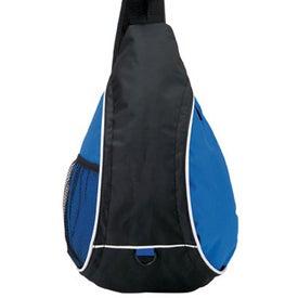 Monogrammed Brevis Sling Bag