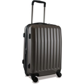 "Imprinted Brookstone Dash 20"" Upright Wheeled Luggage"