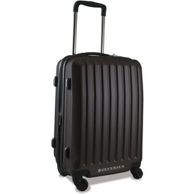 "Brookstone Dash 20"" Upright Wheeled Luggage"