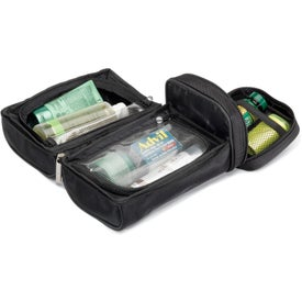 Logo Brookstone Performance Amenity Case