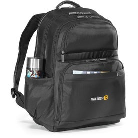 Brookstone Road Warrior Computer Backpack Imprinted with Your Logo