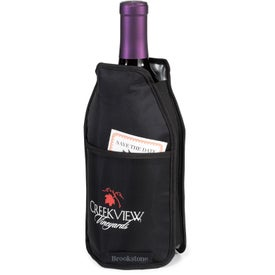 Brookstone Wine Chiller Sleeve