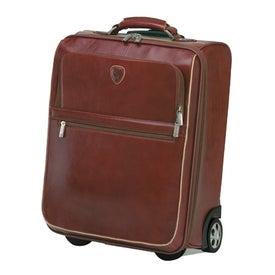 Brown Trolley Case for your School