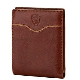 Company Brown Wallet