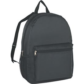 Budget Backpack for Advertising