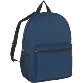 Budget Backpack Branded with Your Logo
