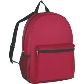 Budget Backpack with Your Logo