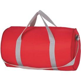 Advertising Budget Duffle Bag