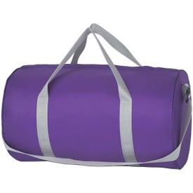Custom Budget Duffle Bag