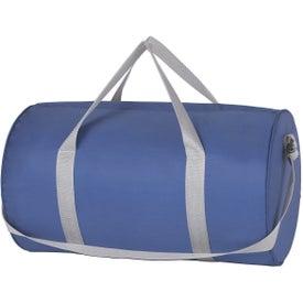 Printed Budget Duffle Bag