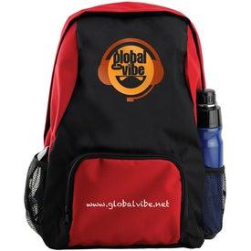 Logo Budget Lightweight Backpack