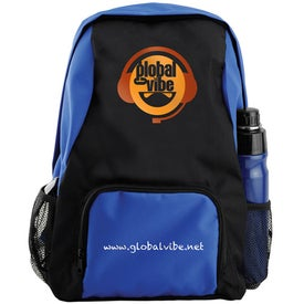 Promotional Budget Lightweight Backpack