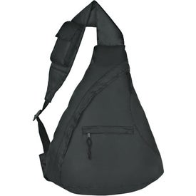 Company Budget Sling Backpack
