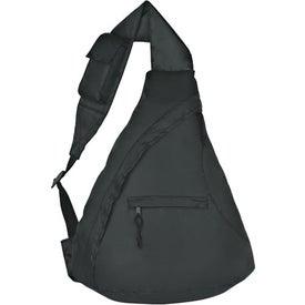 Company Budget Sling Backpack