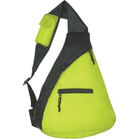 Budget Sling Backpack for Customization