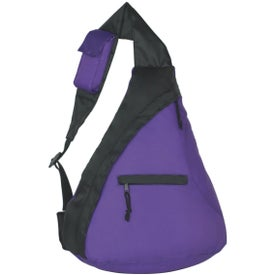 Advertising Budget Sling Backpack