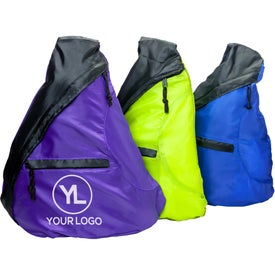 Budget Sling Backpack for Your Church