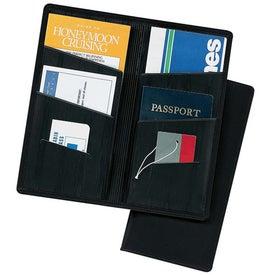 Budget Traveler Wallet for Promotion