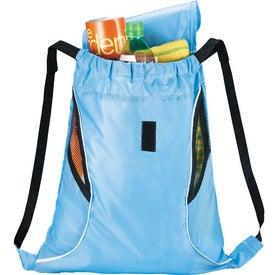 Customized Bumblebee Drawstring Cinch Backpack