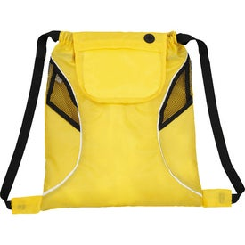 Company Bumblebee Drawstring Cinch Backpack