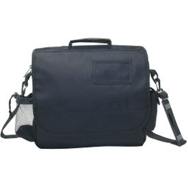 Advertising Business Messenger Bag with ID Pocket