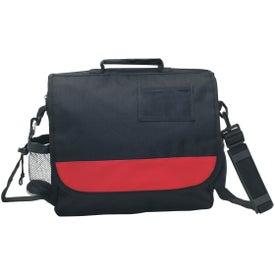 Business Messenger Bag with ID Pocket (Transfer)