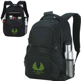 Business Backpack Branded with Your Logo