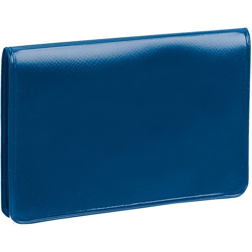 Blue Business Card/License Holder