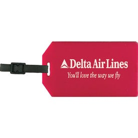 Business Card Luggage Tag Giveaways