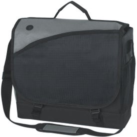 Business Messenger Bag Imprinted with Your Logo