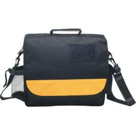 Promotional Business Messenger Bag with ID Pocket