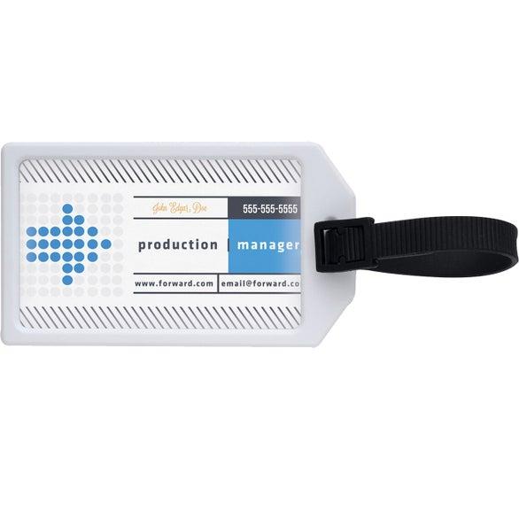Custom unique business cards business card alternatives qlp business card luggage tag r2 colourmoves