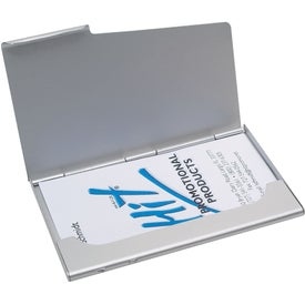 Logo Business Card Holder