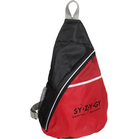 Busy Day Sling Backpack for Marketing