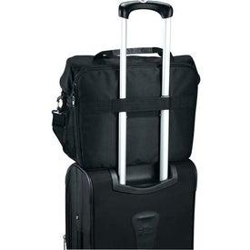 Buzz Checkpoint-Friendly Compu-Messenger Bag for Customization