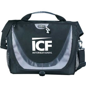 Buzz Checkpoint-Friendly Compu-Messenger Bag for Your Organization