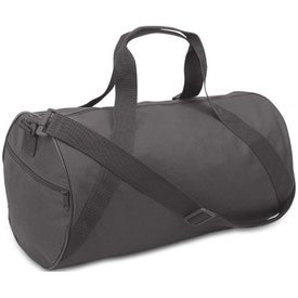 Branded Cafiso Barrel Duffel Bag