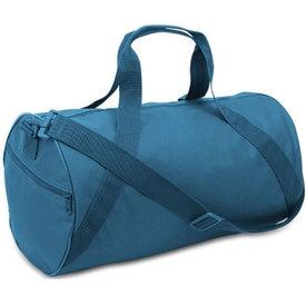 Customized Cafiso Barrel Duffel Bag