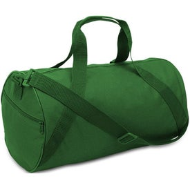 Cafiso Barrel Duffel Bag for Customization