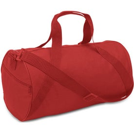 Cafiso Barrel Duffel Bag for Your Church