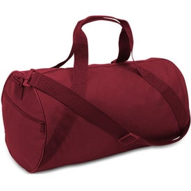Cafiso Barrel Duffel Bag for Your Organization