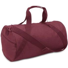 Cafiso Barrel Duffel Bag