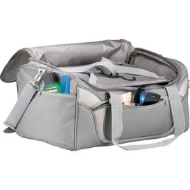 California Innovations Pack & Hang Duffel Bag Imprinted with Your Logo