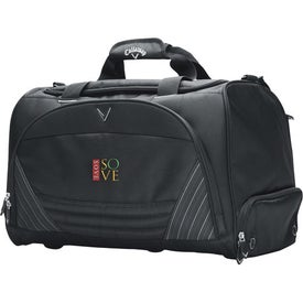 Callaway Duffle Bag for Advertising