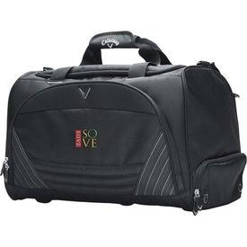 Callaway Duffle Bag for Advertising
