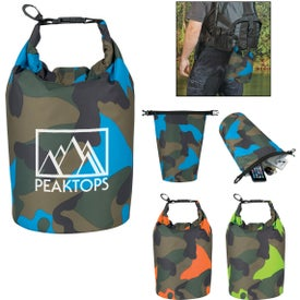 Camo Waterproof Dry Bags