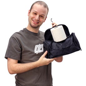 Campagno II Toiletry Kit with Your Logo
