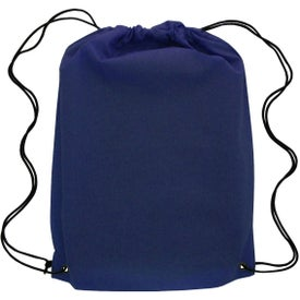 Canyon Non-Woven Drawstring Backpack for Advertising