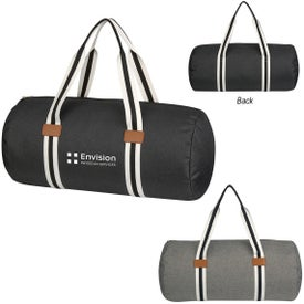 Cape Town Heathered Duffel Bag